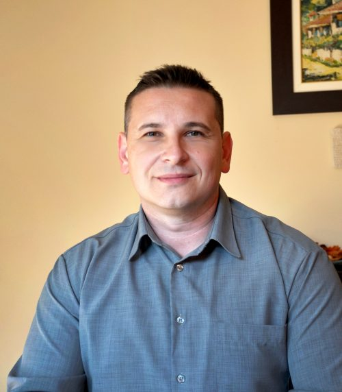 Nikolay Yotenov : Purchasing and Logistic Manager