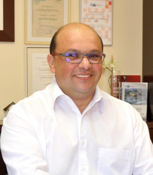 Dimitar Lalov : Executive Manager