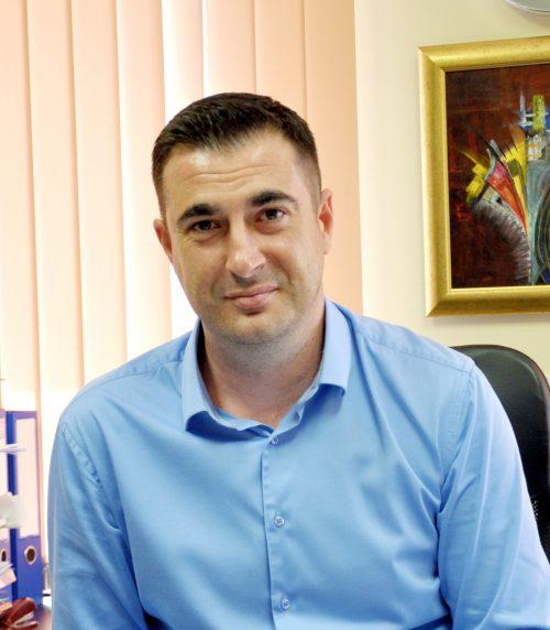 Ivelin Droshev : Sales Department