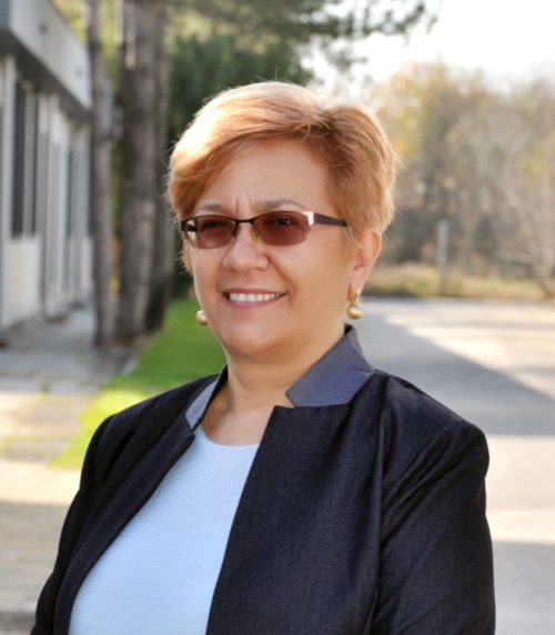 Kostadinka Kittner : General Manager