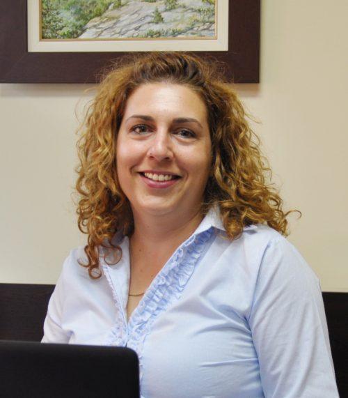Tanya Georgieva : Sales Department